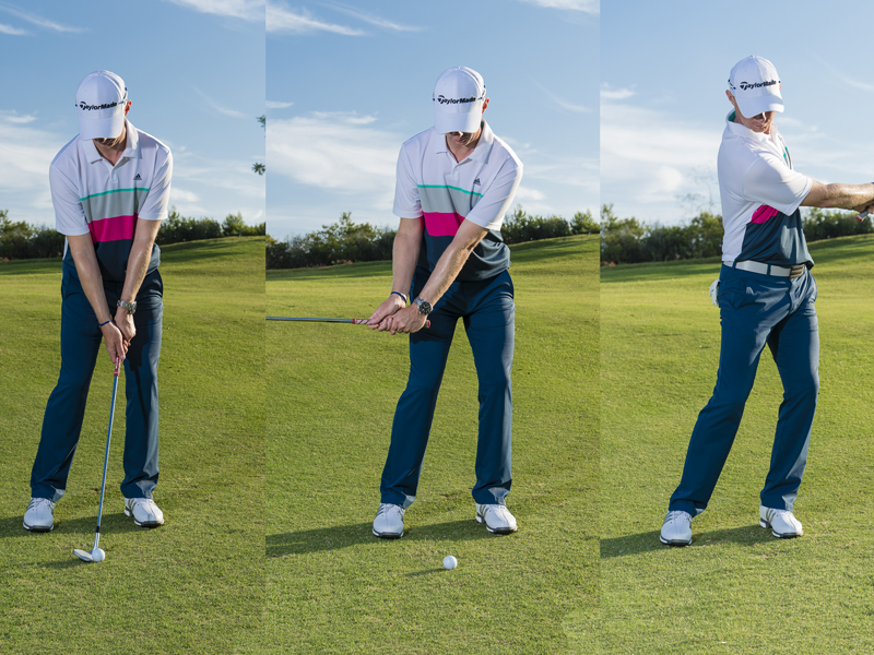How to play the flop shot in golf
