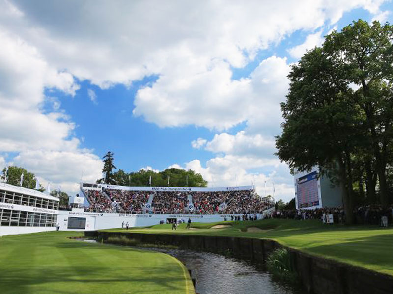 Wentworth West Course Revamped Again Golf Monthly