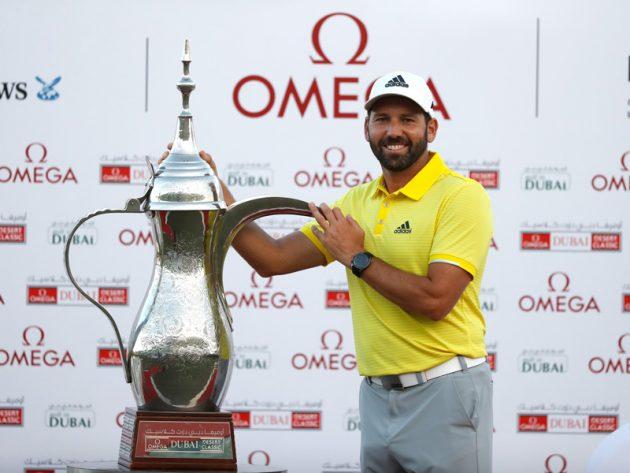 Sergio Garcia Dominates Dubai Desert Classic