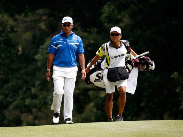 Hideki Matsuyama What's In The Bag