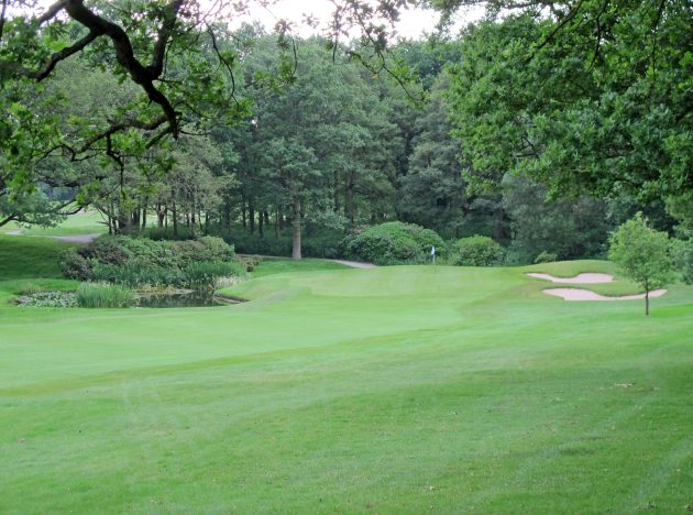 Kedleston Park - Hole 10