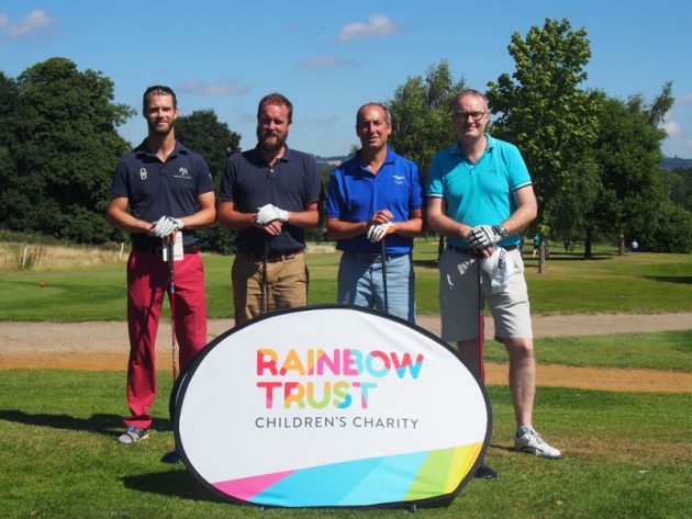 2017 rainbow trust golf day