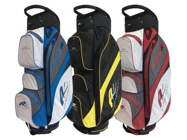 PowaKaddy Dri cart bags Best Golf Trolley Bags 2017