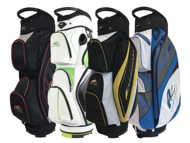 New PowaKaddy Cart Bags Unveiled For 2017