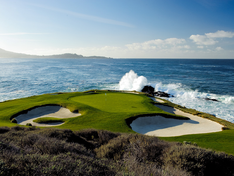 Golf Deals Uk >> Pebble Beach Golf Links: Once In A Lifetime - Golf Monthly