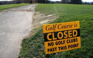 Golf Club Subscription Fees Due? Here's Why You Should Pay Them... Things To Do When The Golf Course Is Closed