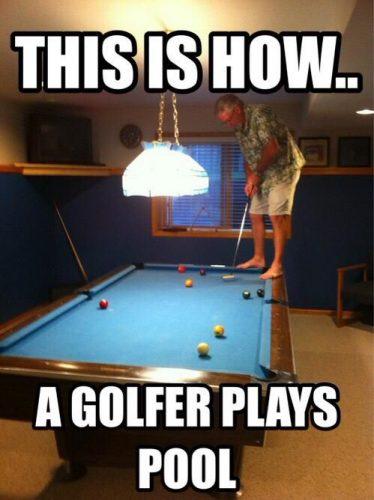 best golf memes