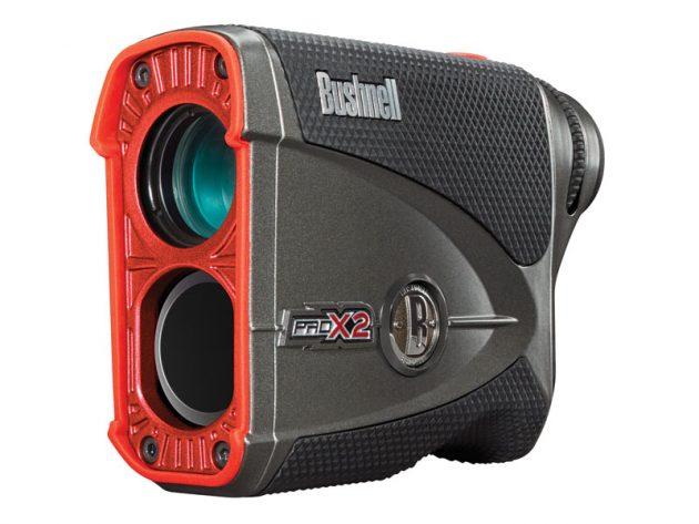 Bushnell Pro X2 Laser Rangefinder Launched
