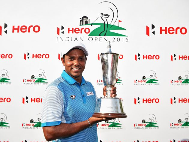 S.S.P Chawrasia defends Hero Indian Open
