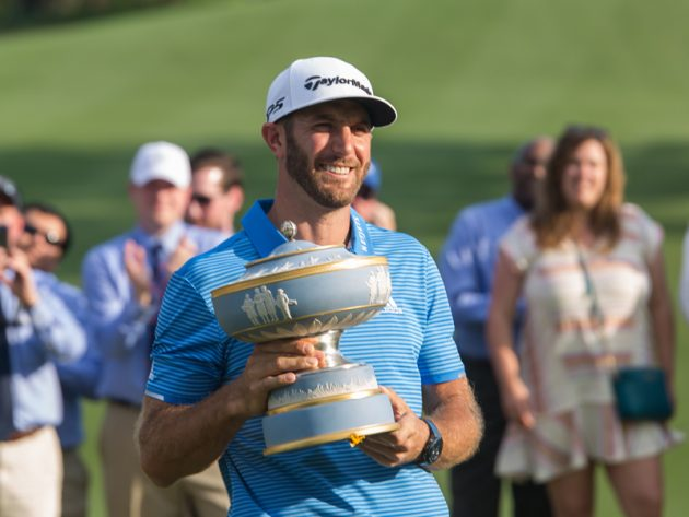 Dustin Johnson wins WGC-Dell Technologies Match Play