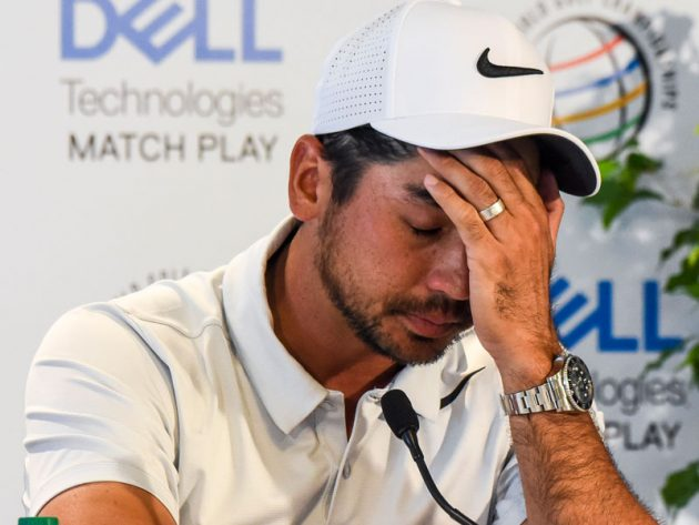 Jason Day Pulls Out Of WGC Match Play