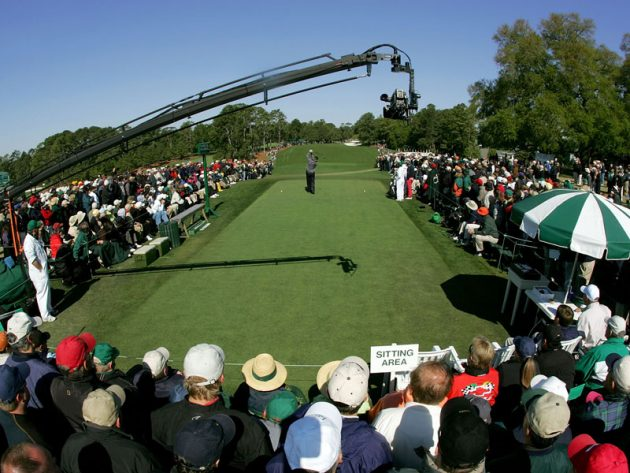 Bernhard Langer Augusta National Course Guide: Hole 1