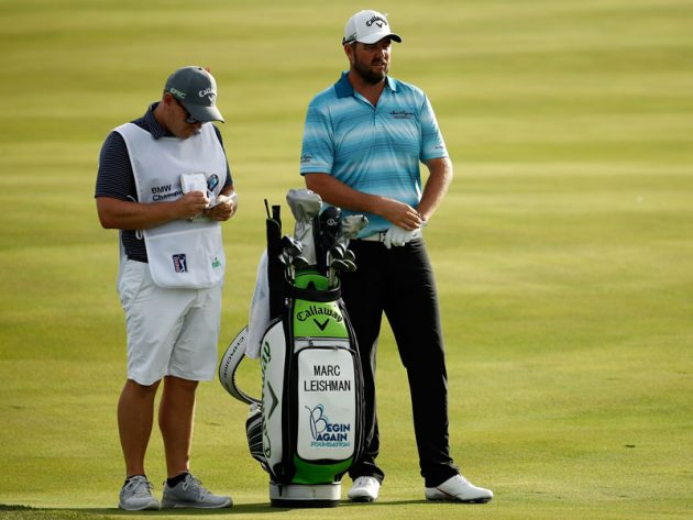 Marc Leishman What's In The Bag