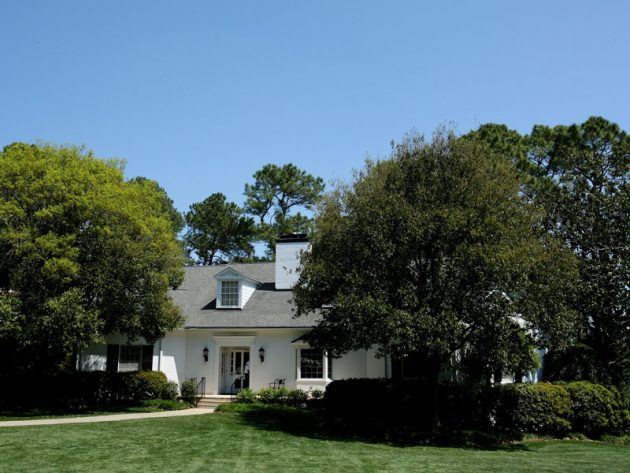 What Is The Butler Cabin At Augusta National?
