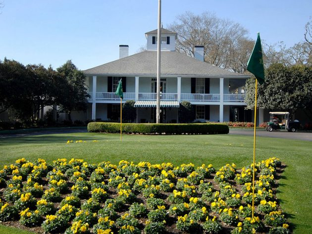 What Is The Crow's Nest At Augusta National?