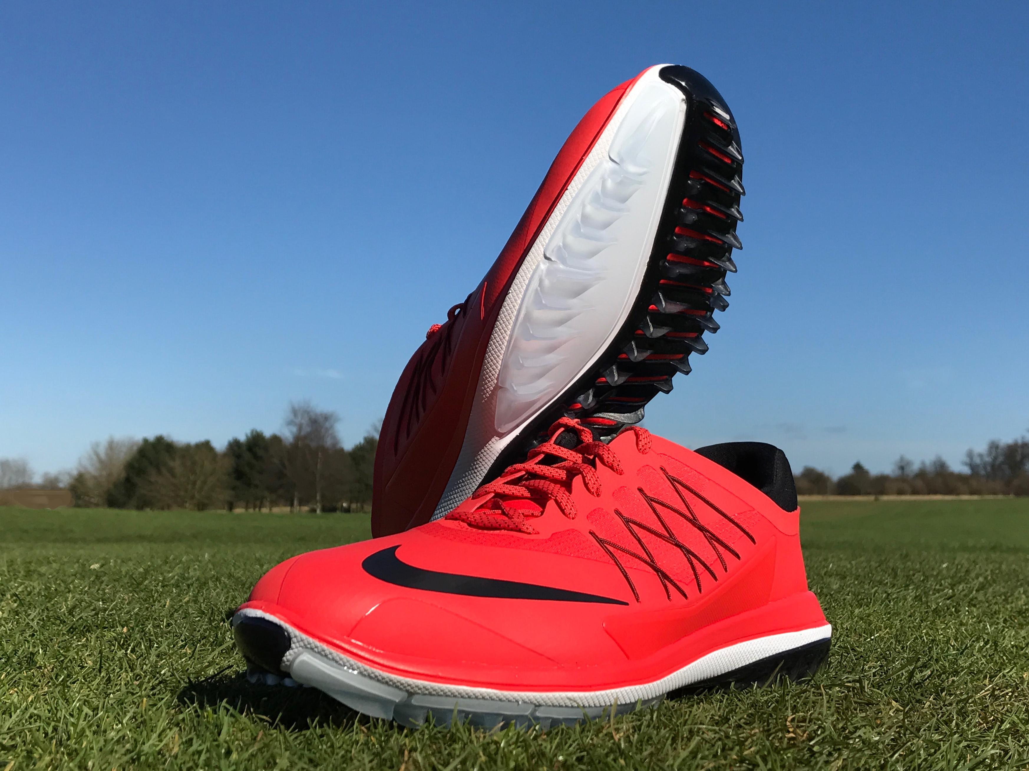 buy popular e2e38 b836f Nike Lunar Control Vapor Shoe Review - Golf Monthly