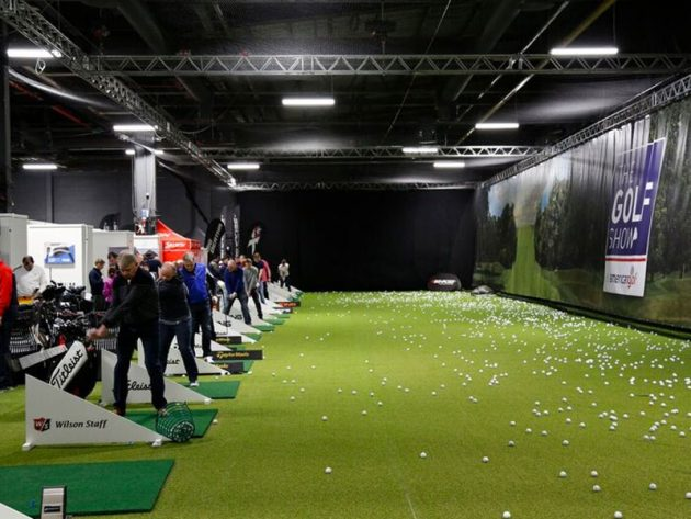free golf shows