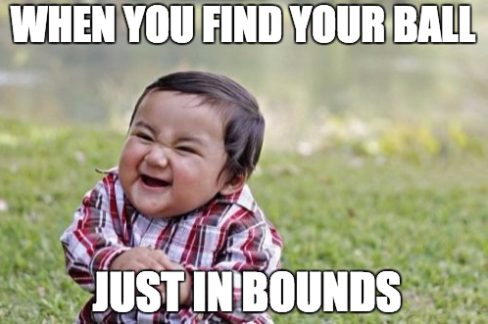 best golf memes 30 memes all golfers can relate to