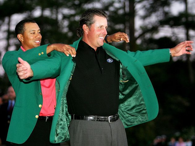 the history of the masters green jacket