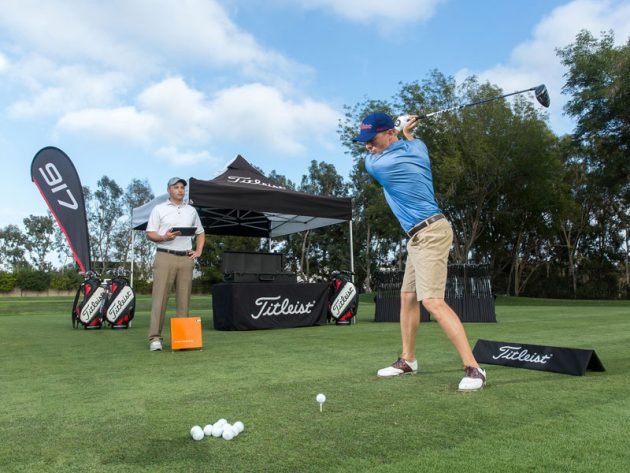 Titleist Launch Nationwide Fitting Event Schedule