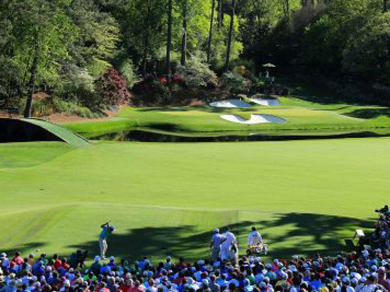 Golf Deals Uk >> Bernhard Langer Augusta National Course Guide: Hole 12 - Golf Monthly