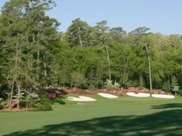 Bernhard Langer Augusta National Course Guide: Hole 13