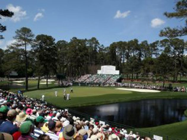 Bernhard Langer Augusta National Course Guide: Hole 15