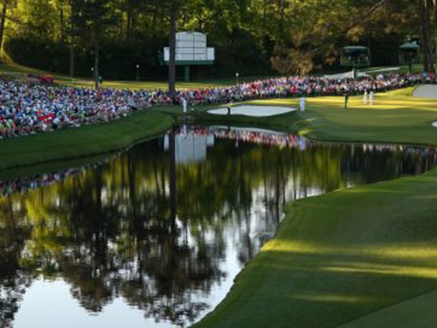 Bernhard Langer Augusta National Course Guide: Hole 16