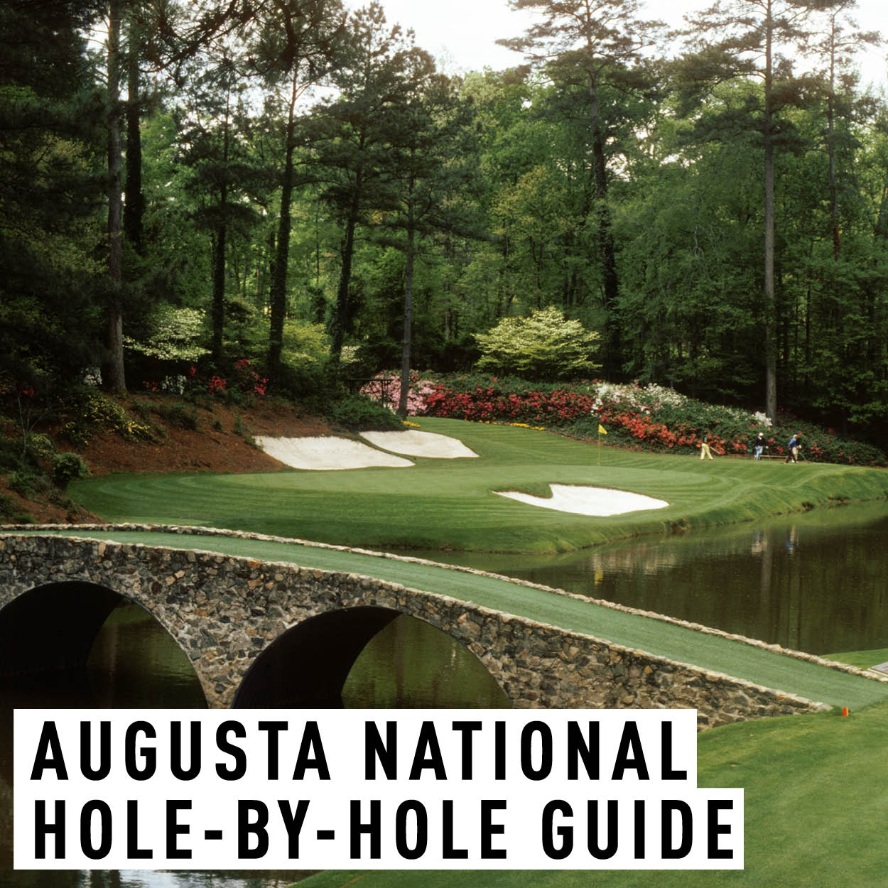 Masters 2017 Hole Guide