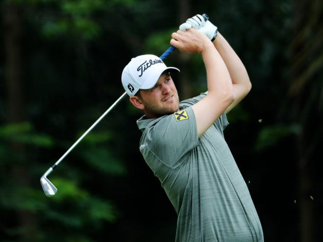 Wiesberger well-placed for Shenzhen success