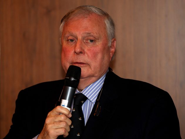 Peter Alliss Embroiled In Masters Controversy