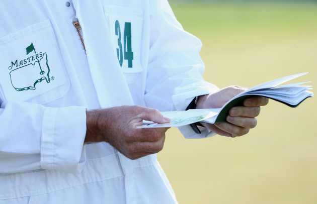 Why Do The Caddies Wear White Boiler Suits At The Masters