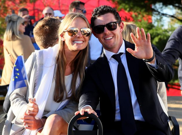 Rory McIlroy marries girlfriend Erica Stoll