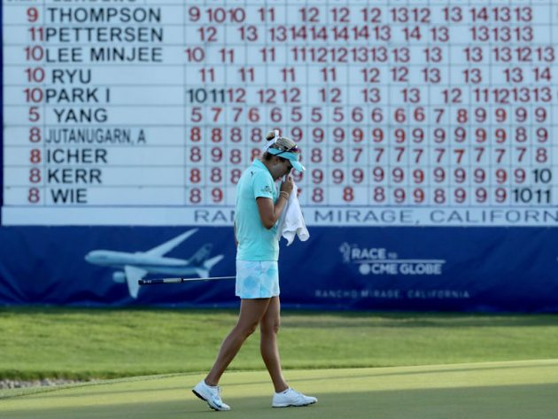 Lexi Thompson rules penalty