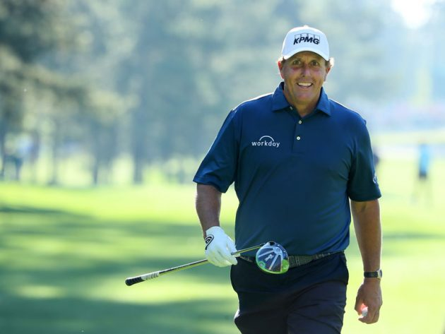 Phil Mickelson Says Most Tour Pros Are 'Loose' With Ball Marking