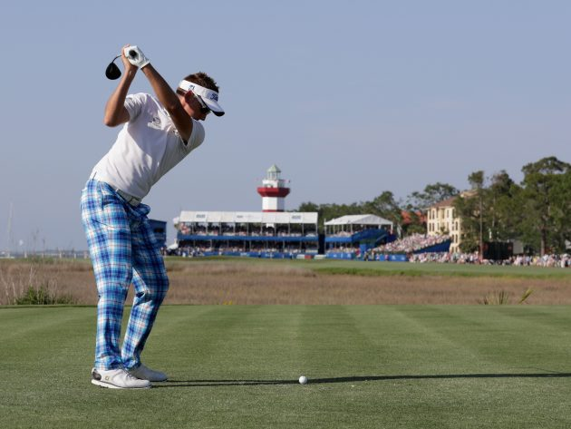 Graeme McDowell two shots off first round lead in Texas