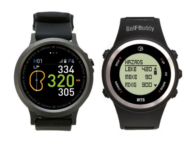 GolfBuddy WTX and WT6 GPS Watches Revealed