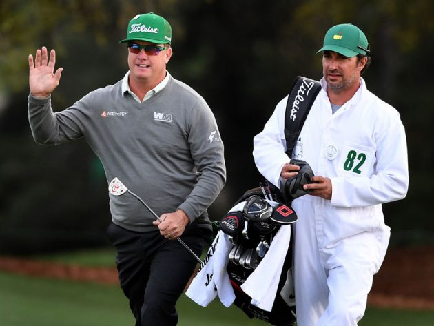 Charley Hoffman What's in the bag