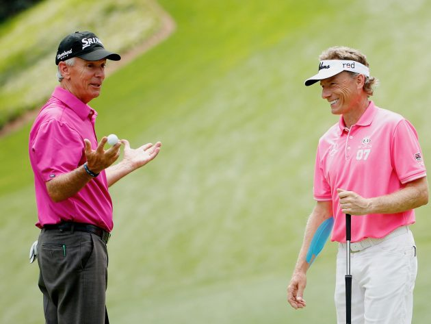 Larry Mize: 30 Years Since That Chip That Won The Masters