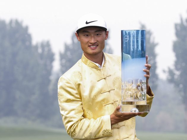 Li Haotong defends Volvo China Open