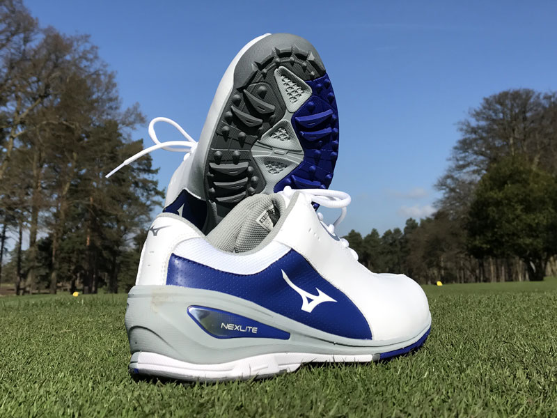 Mizuno Nexlite Sl Golf Shoes Review