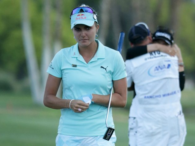 Lexi Thompson rules penalty Video Reviews In Golf