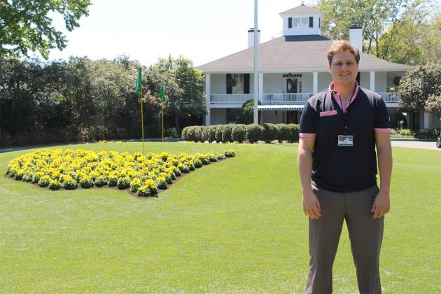 My First Masters - The Trip Of A Lifetime