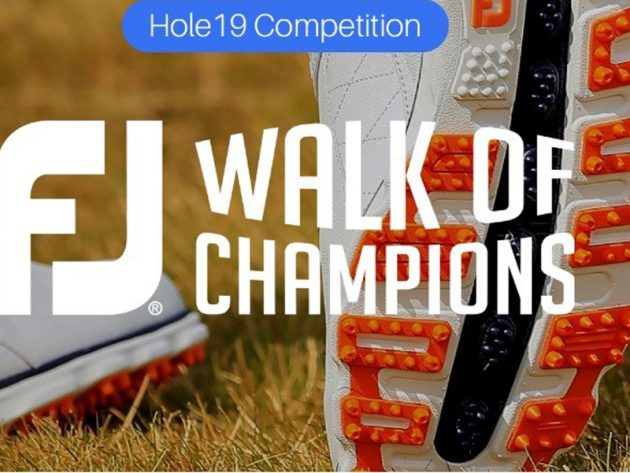 Footjoy Launches Season-Long Walk Of Champions