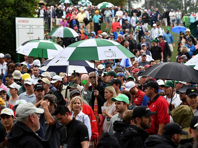 How The Weather Could Influence The Masters Winner
