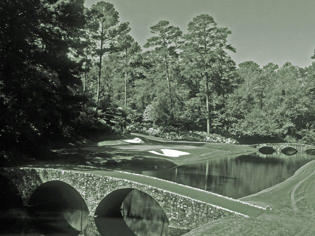 Why is the 12th at Augusta so hard?