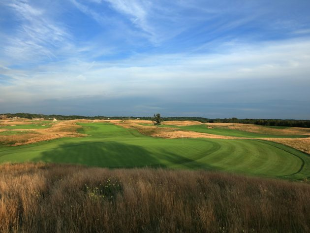 Erin Hills Hole By Hole Guide: Hole 7