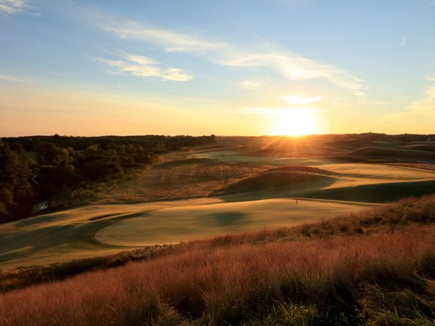 Erin Hills Hole By Hole Guide: Hole 14