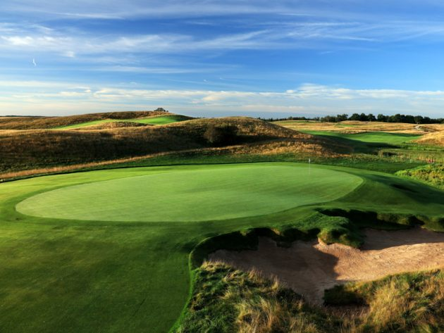 Erin Hills Hole By Hole Guide: Hole 13