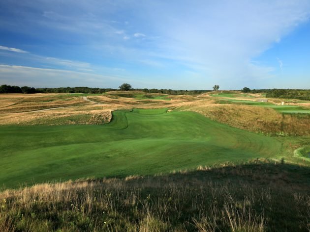 Erin Hills Hole By Hole Guide: Hole 12